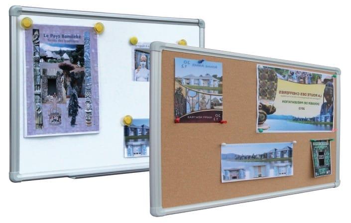 Affichage gamme Première. Panneaux d'affichage encadrement aluminium