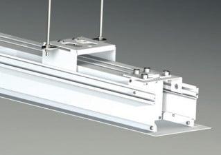 Sous-face Plus pour écran carter aluminium