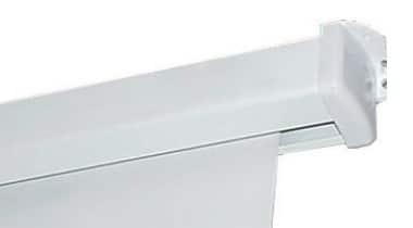écran à rappel par ressort carter acier