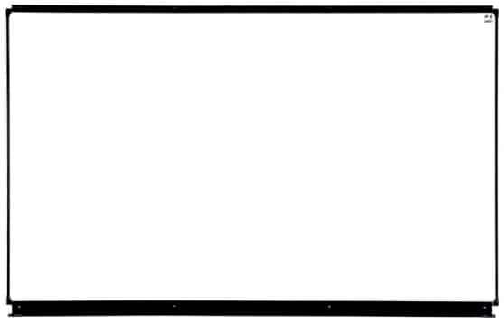 Tableau simple avec encadrement noir