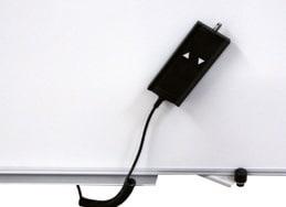 Télécommande filaire pour mécanisme équilibreur